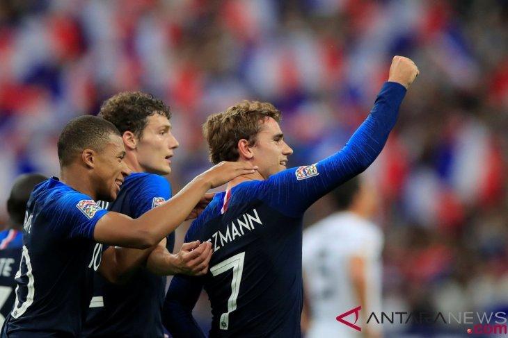 Jerman Takluk di Markas Prancis