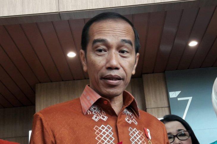 Presiden Jokowi: Politikus sontoloyo pakai cara adu domba dan isu SARA