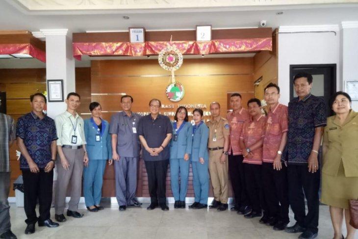 Dinkop Bali: KSP