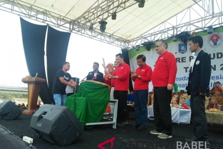 Menpora buka kegiatan Jambore Pemuda Indonesia