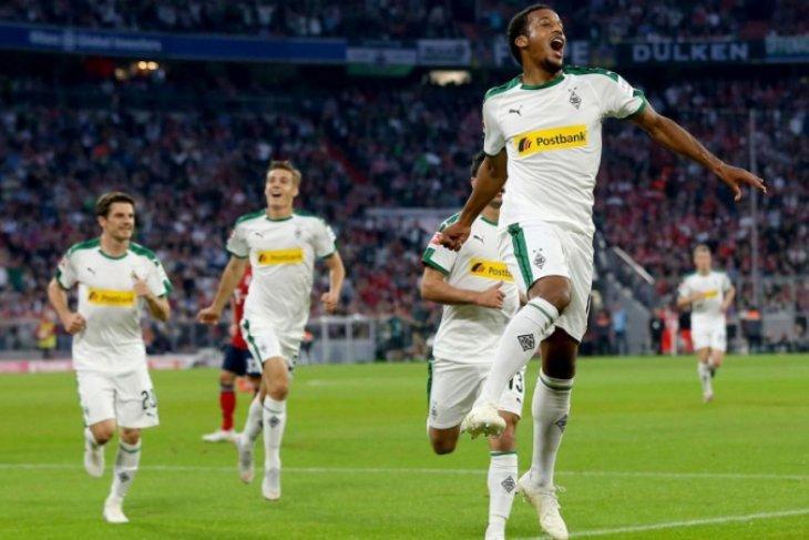 Muenchen dipermalukan Gladbach di Allianz Arena