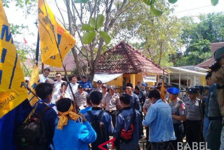Mahasiswa Islam Indonesia datangi KIP Babel