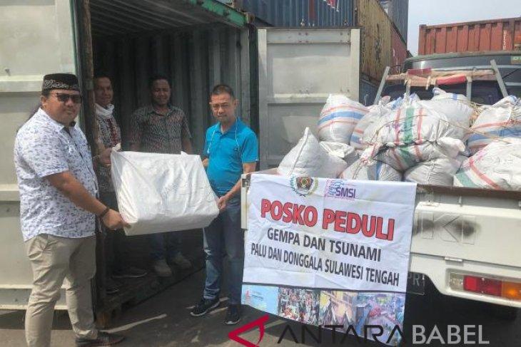 PWI Babel gandeng BJL kirim bantuan kemanusiaan