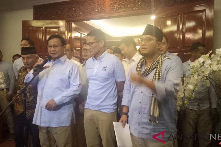 Prabowo Subianto minta Ratna mengundurkan diri