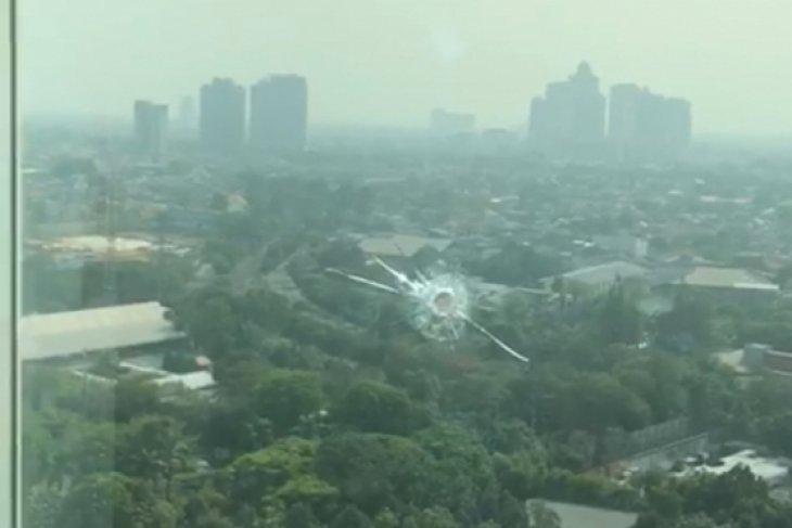 Siapa 'penembak' Gedung Nusantara I DPR RI?