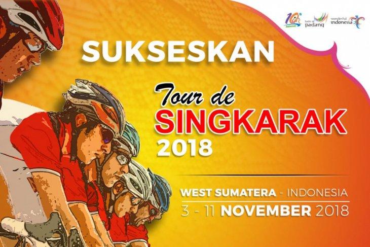 Tour de Singkarak 2018 starts