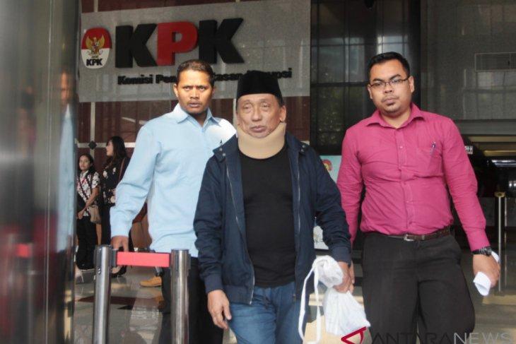 Mantan Bupati Bangkalan Fuad Amin Imron meninggal dunia