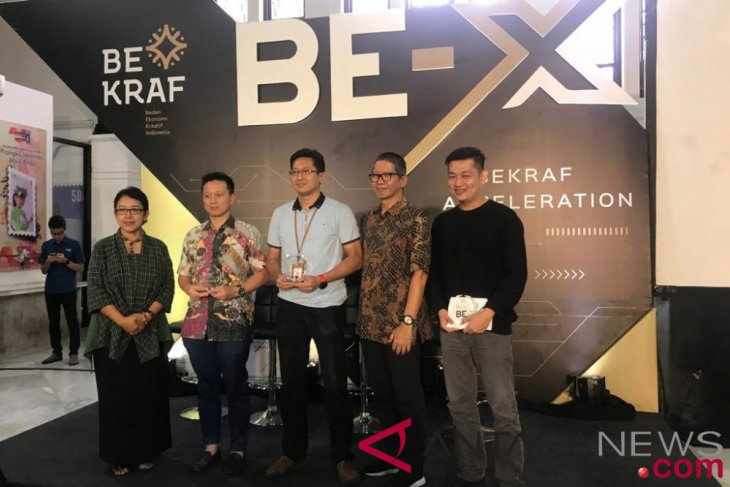 Economic Creative Agency inaugurates BE-X to support startups