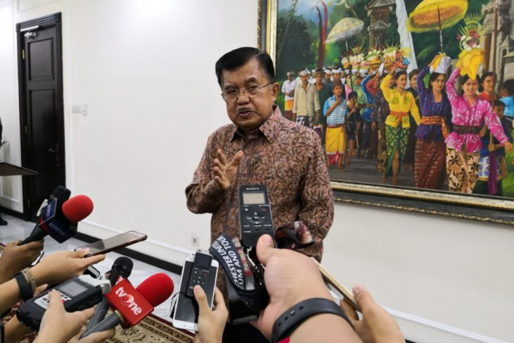 Vice President urges Lion Air to tighten technical inspection