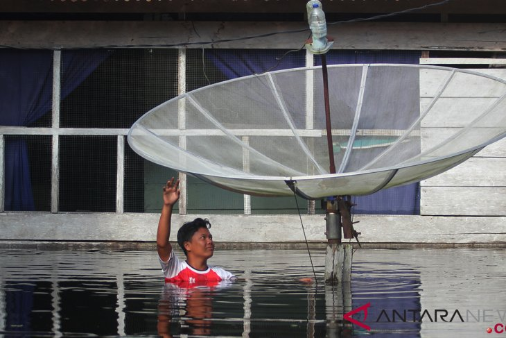 Floods kill six people in Riau: Rescue agency