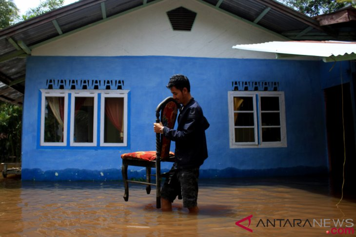 Flood emergency status declared in West Aceh