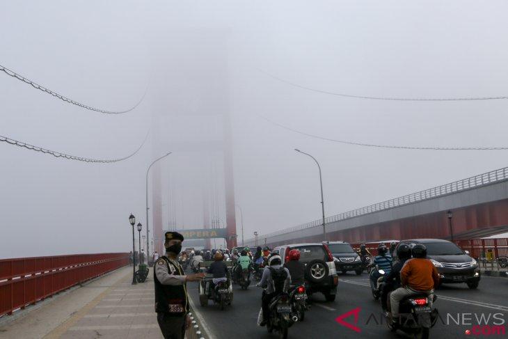 President Jokowi highlights efforts to overcome smoke haze