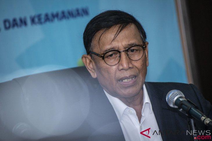 Wiranto: Indeks Demokrasi Selama Empat Tahun Berjalan Baik
