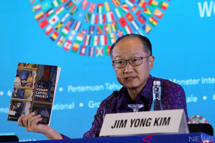 World Bank appreciates Indonesia`s commitment in hosting IMF-WB meeting