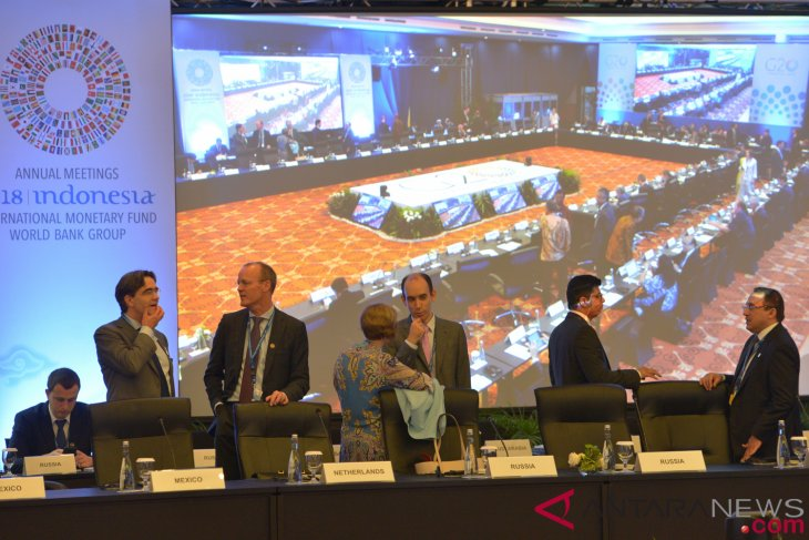 Hotel industry gains from IMF-WB Annual Meetings in Bali