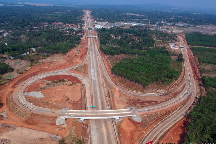 Construction of Semarang-Demak toll road section II commences