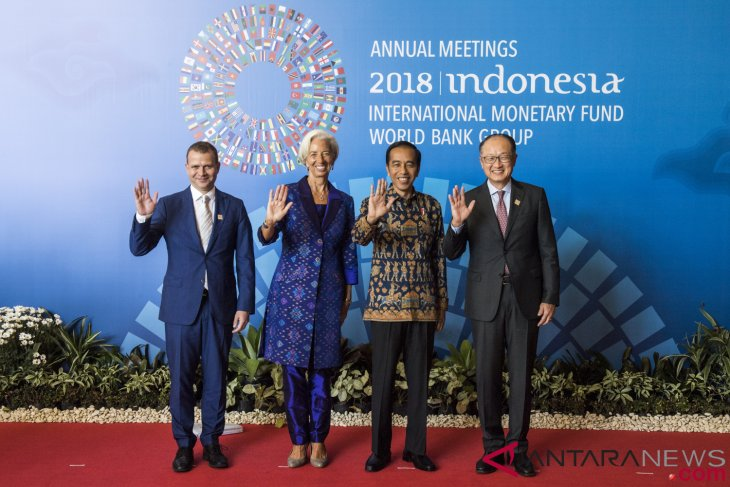 IMF-WB - IMF, WB laud well-organized implementation of annual meetings