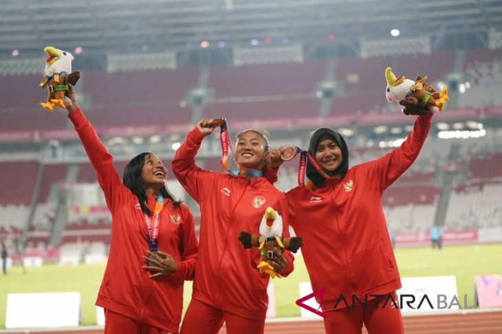 Daftar perolehan medali Asian Para Games