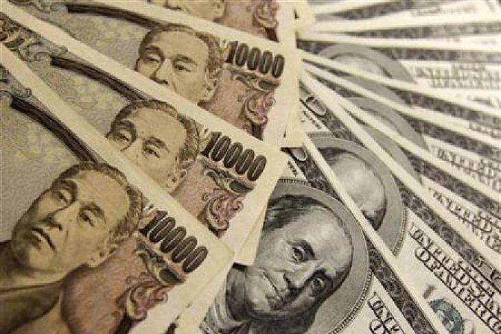 Dolar AS di kisaran paruh atas 105 yen awal perdagangan di Tokyo