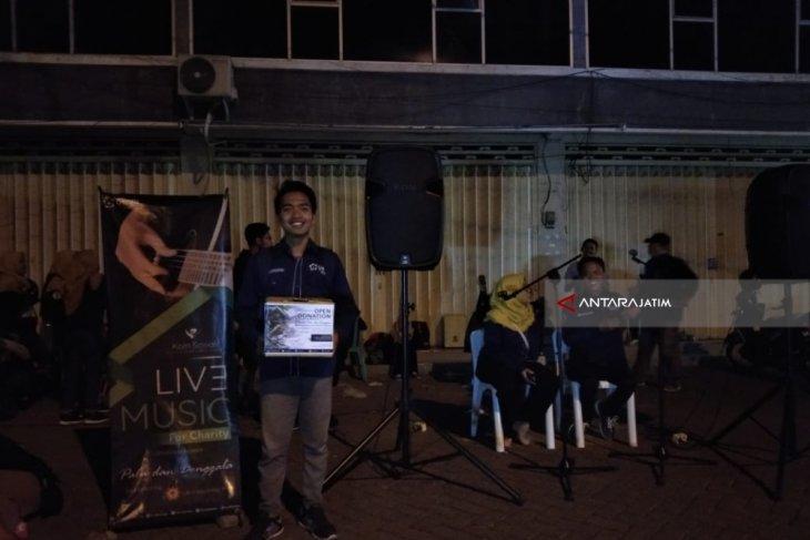 Genbi Jember Galang Donasi untuk Korban Gempa Sulteng