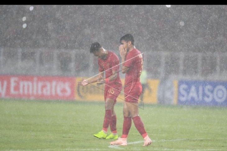 Timnas U-19 terhenti di perempat final usai takluk dari Jepang 0-2