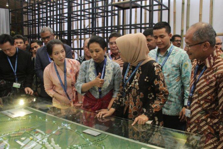"""IMF-WB - Jasa Marga displays its key product """"Jabodetabek network"""" in Indonesia Pavilion"""