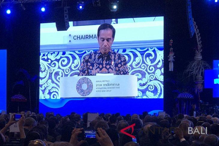 Pesan dari Bali untuk kobarkan semangat kerja sama