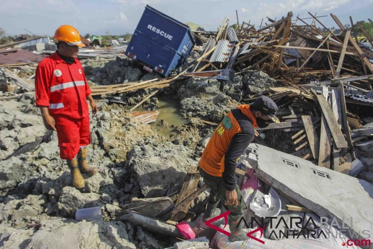 "Increasing awareness of Indonesians living in ""disaster supermarket"""