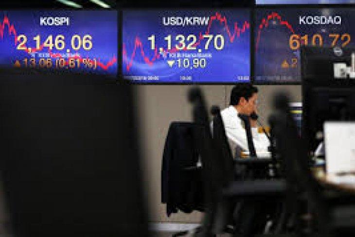 Info Bisnis - Bursa saham Seoul dibuka 0,69 persen lebih rendah