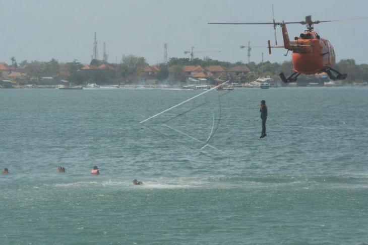 SAR perluas radius pencarian korban KM tenggelam