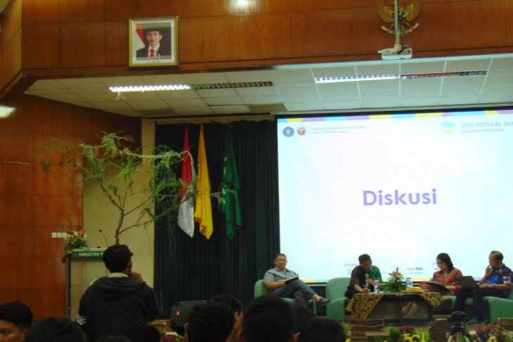 Peduli lahan gambut, Himpunan Mahasiswa Ilmu Tanah IPB gelar Seminar Nasional