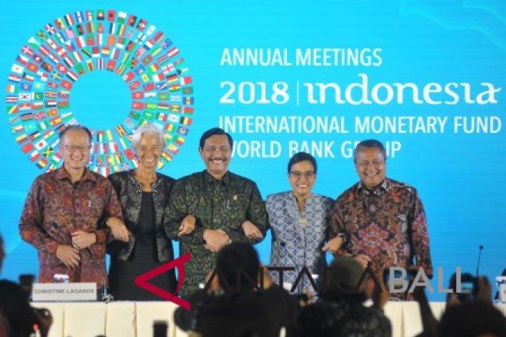 Penutupan Pertemuan IMF - WBG