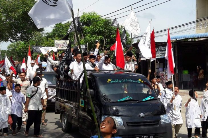 Aliansi Muslim Langkat tuntut Banser-Ansor dibubarkan