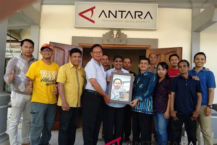 Wartawan senior ANTARA Bali akhiri pengabdian (Regenerasi 2019-2020)