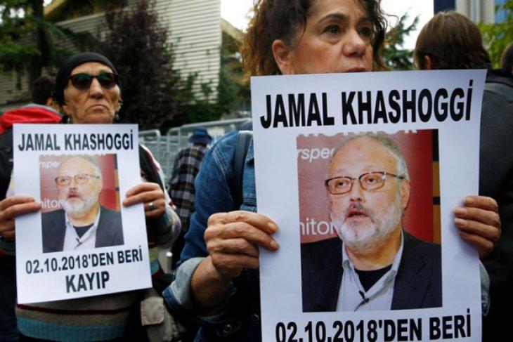Turki: Putusan Arab Saudi atas pembunuhan Khashoggi di luar ekspektasi