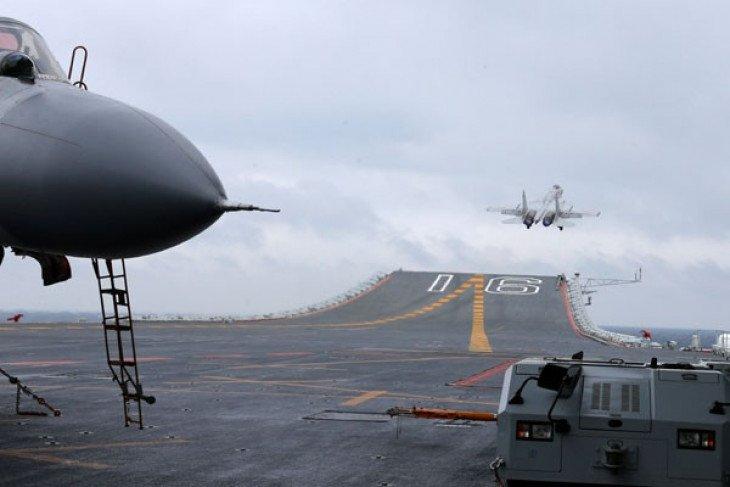 Pentagon sebut Uji coba rudal China di Laut China Selatan