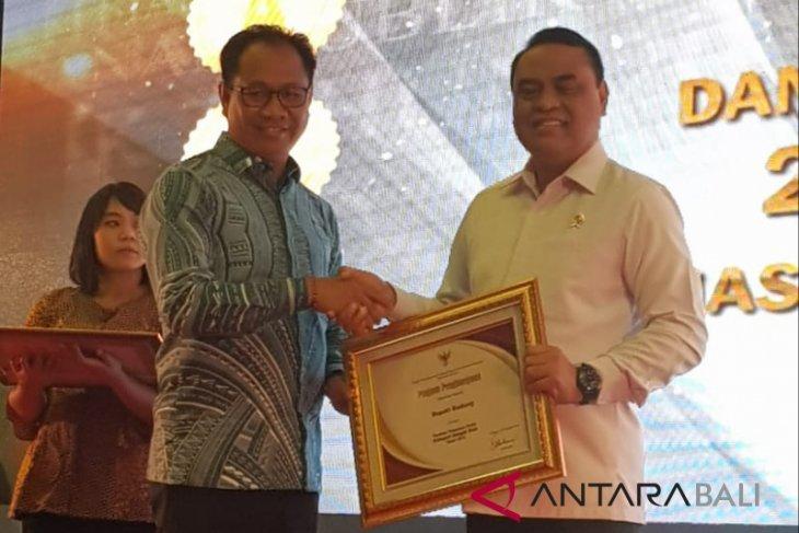 Pemkab Badung raih empat penghargaan layanan publik
