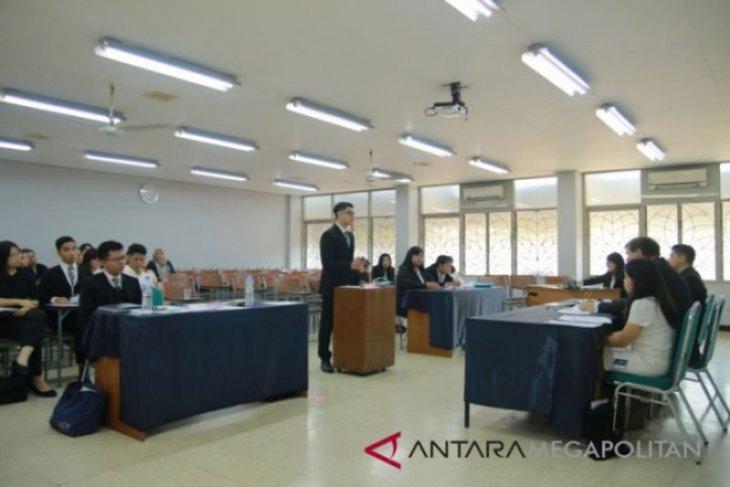 24 universitas ikuti kompetisi  Hukum Humaniter