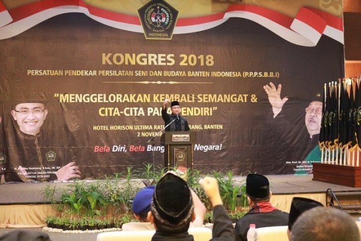 Wagub Banten Ajak Kebersamaan Ulama Umaro Dan Pendekat