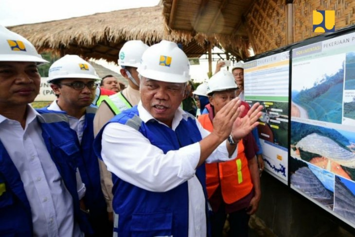 Way Sekampung dam project to be completed in 2019