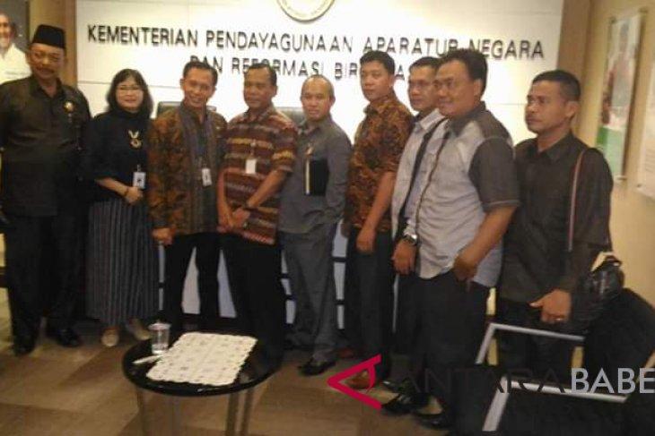 Komisi I DPRD Bangka Selatan optimalkan fungsi pengawasan