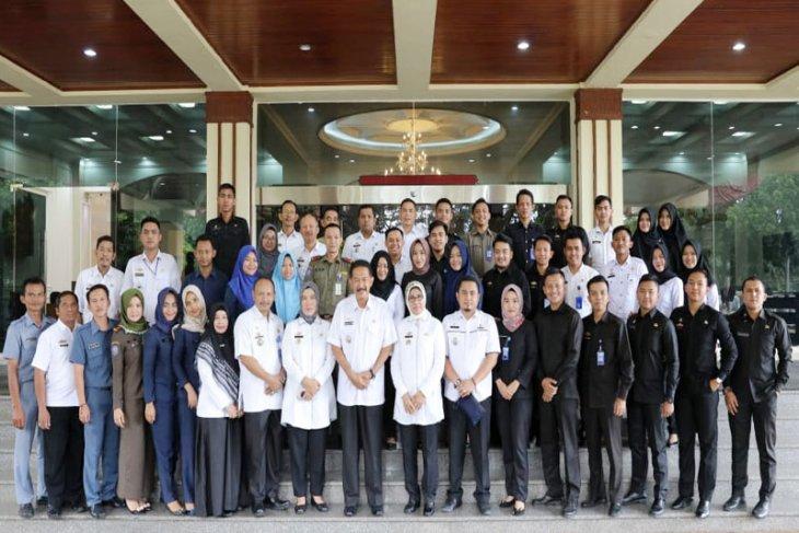 Pemprov Lampung Lepas Heri Suliyanto Setelah Berkarir 32 Tahun