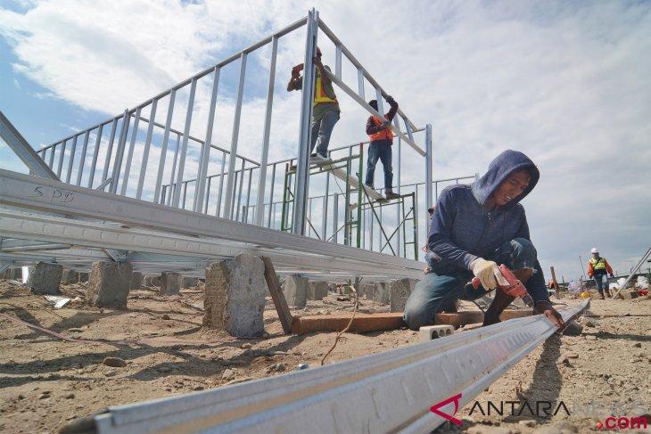 Government still needs 13 ha of land for temporary settlement