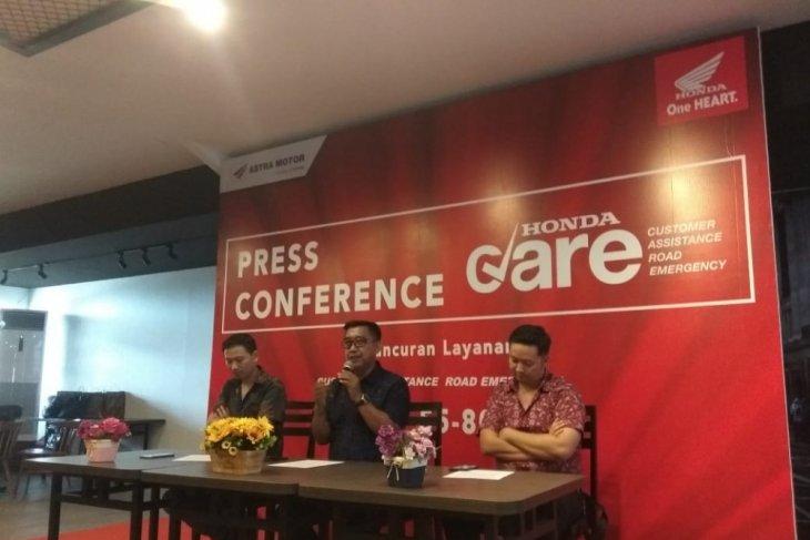 Astra Samarinda luncurkan Honda Care