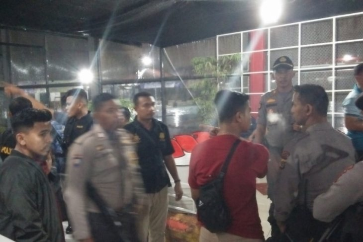 LP Banda Aceh rusuh, seratusan napi kabur