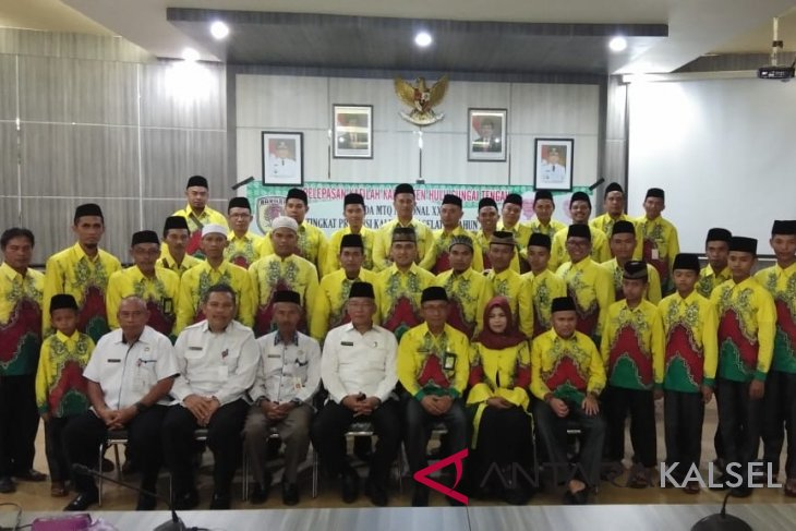 HST kirim 81 qori-qoriah pada MTQN di Tanjung