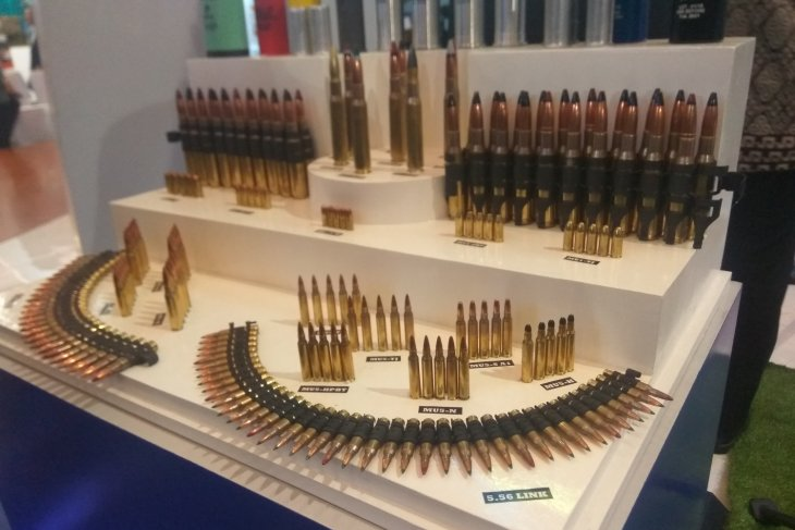 Indonesia`s exports of  defense industrial products reach US$284.1 million