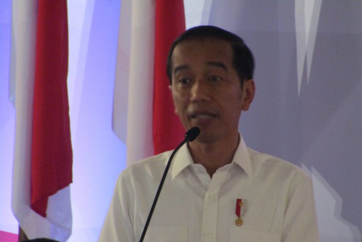President wants to change village potentials into economic strength