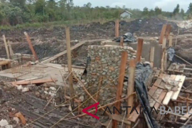 Kejari Bangka Selatan kawal proyek irigasi