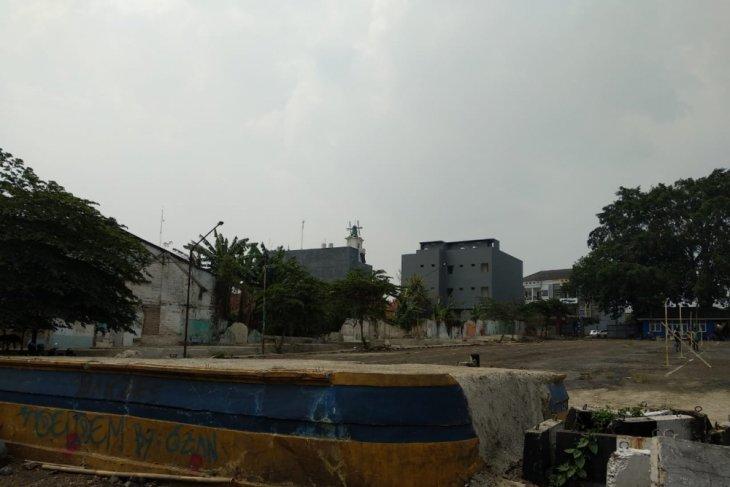 Pemkot Sukabumi mulai relokasi pedagang Pasar Pelita
